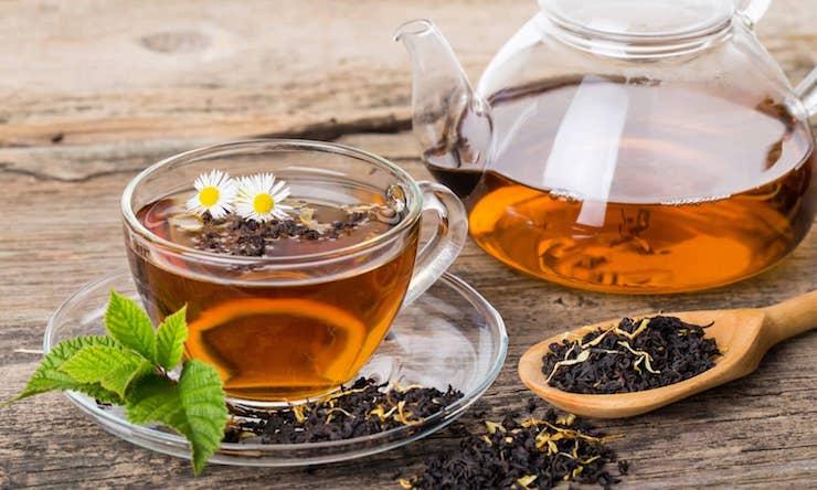 Смеситель для чая