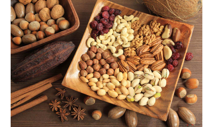 Смеситель для арахиса, оборудование соления арахиса и орехов